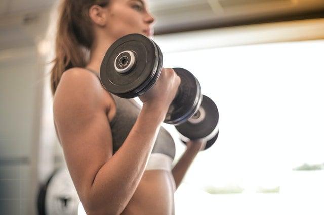 trening siłowy u kobiet